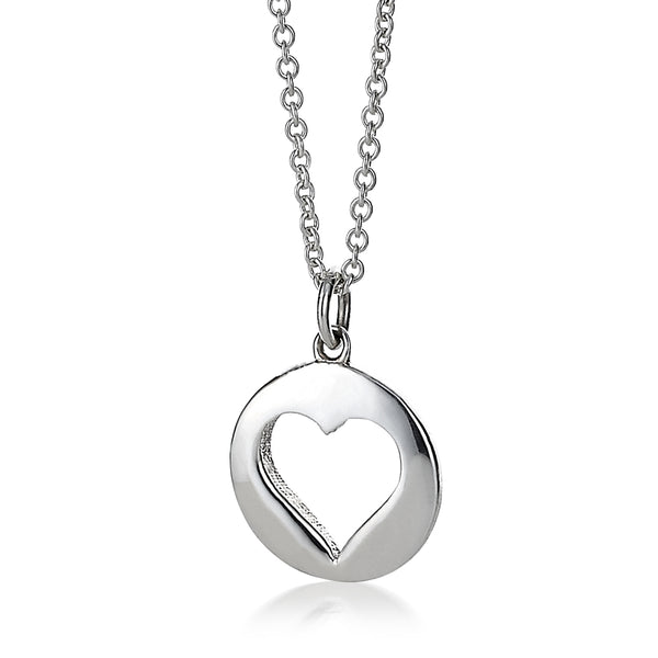 Heart Token Pendant