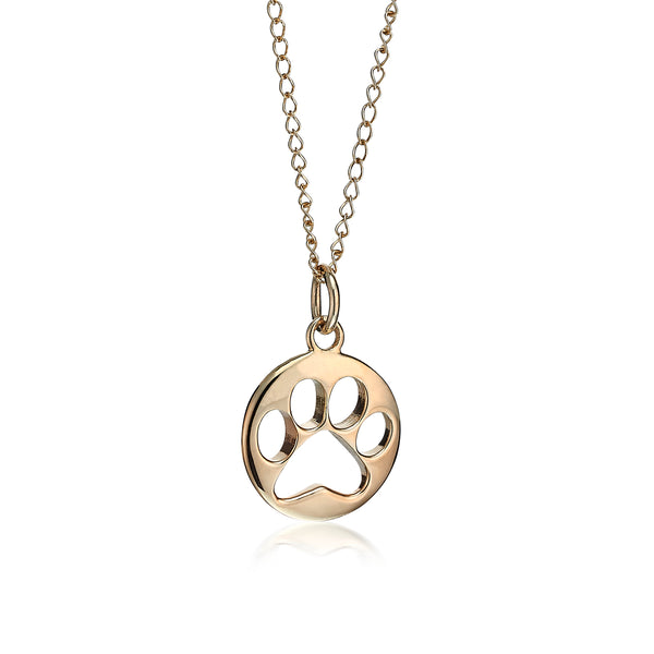 14K Pawprint Token