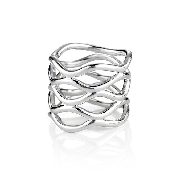 Wired Band Ring