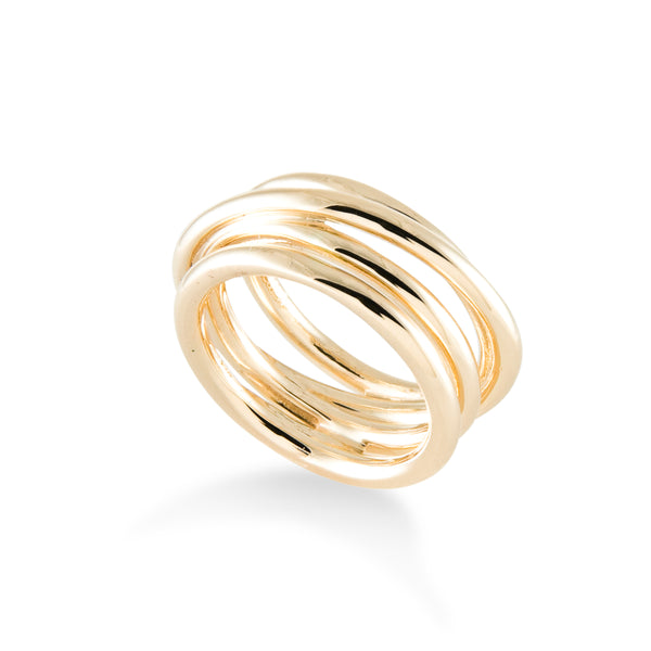 Wired Wrap Ring