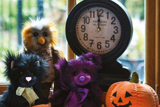 Charlie Bears – 5 Spooktacularly Spellbinding Halloween Collectables