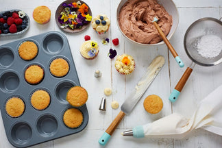 Easy Bakes to make you feel like Mary Berry