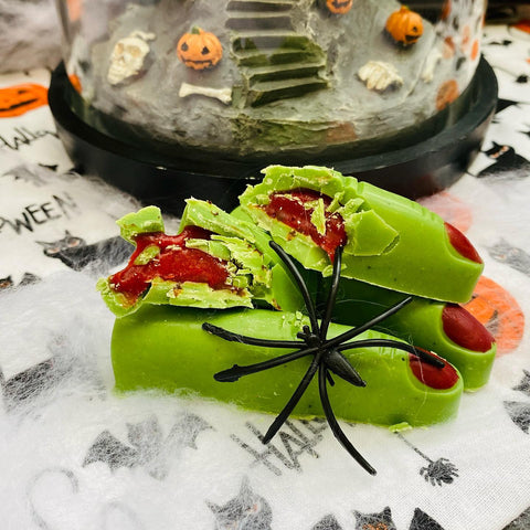 chocoloco halloween witches fingers