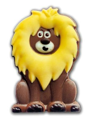Chocolate Lion Animal Novelty Kids Party Bag Filler Maple