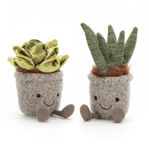 Jellycat Amuseable Succulents Soft Toys Baby Gifts Buy Online At Maple