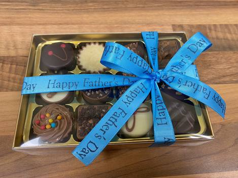 Father's Day Chocolate Selection