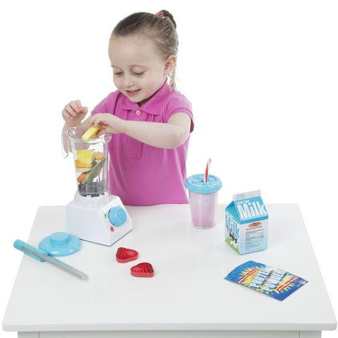 Melissa & Doug Wooden Smoothie Maker Available At Maple
