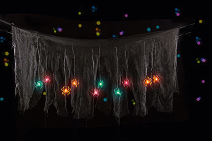 LED SPIDER CURTAINS