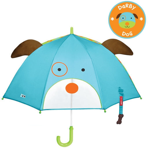 Skip Hop Zoobrella Dog Little Kid Umbrella