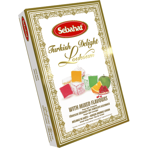 Sebahat Assorted Turkish Delight