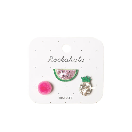 Rockahula Watermelon Ring Set