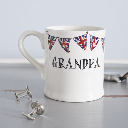 Sweet William Grandpa Mug