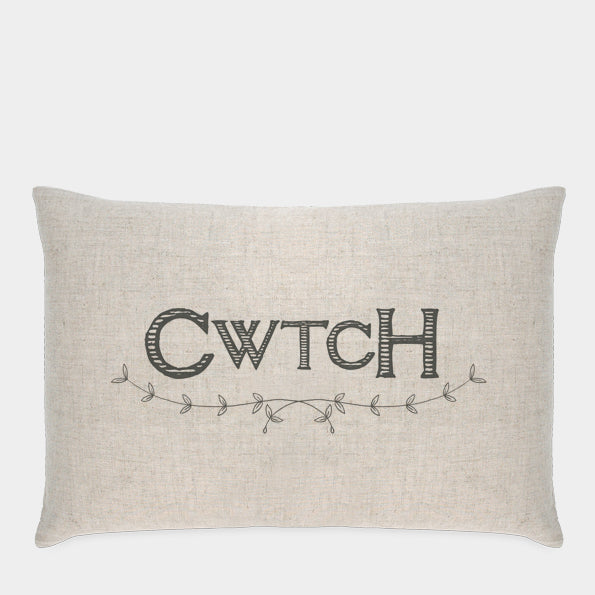 East of India - Long Cushion - Cwtch