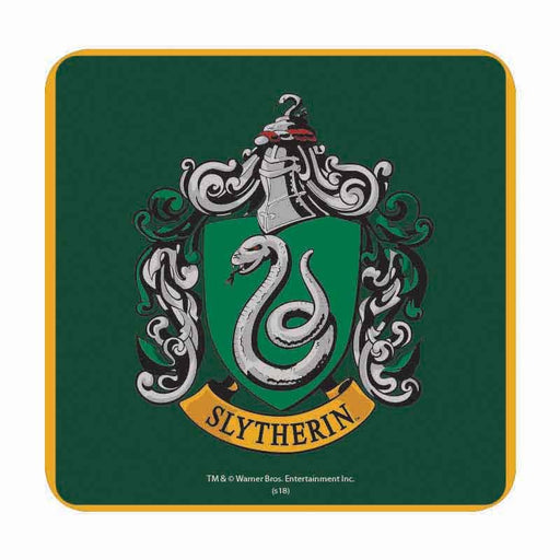 Harry Potter Slytherin Single Coaster