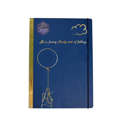 Disney Winnie The Pooh Happy A4 Notebook