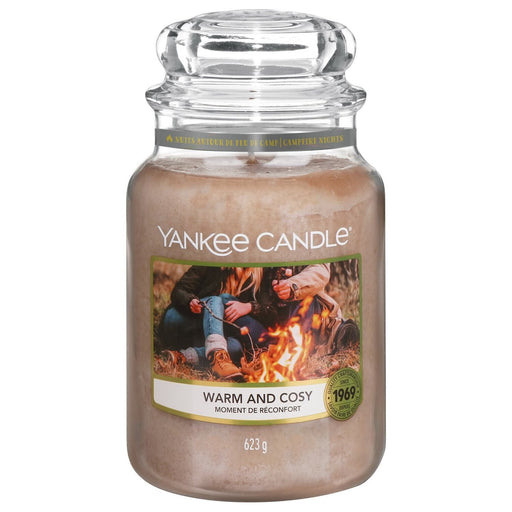 Yankee Candle Warm & Cosy Large Jar Candle