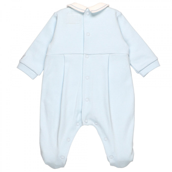 Emile et Rose Richard - Boys Babygrow