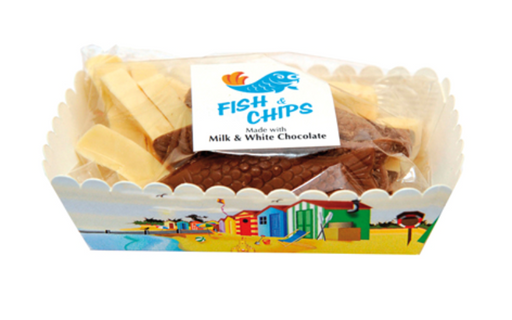 Chocolate Fish and Chips