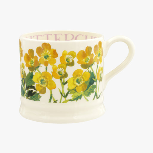 Emma Bridgewater Flowers Buttercup Small Mug
