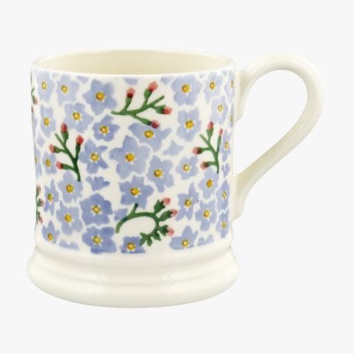 Emma Bridgewater Forget Me Not 1/2 Pint Mug