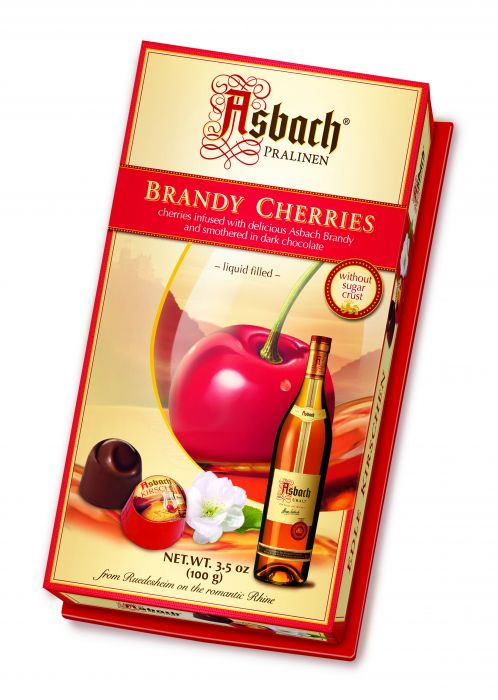 Asbach Cherry Liqueurs (without sugar crust) 100g