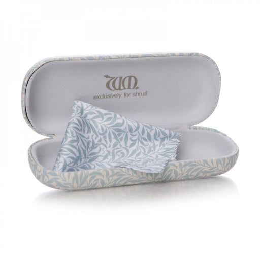 William Morris Willow Blue Glasses Case