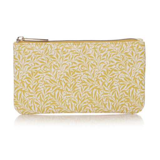 William Morris Willow Yellow Pencil Case