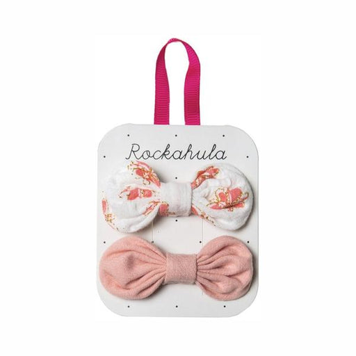 Rockahula Hibiscus Bow Clips