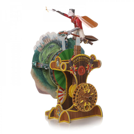 Harry Potter Card Model Moving Mechanical Puzzle