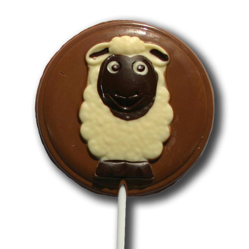 Chocolate Sheep Lollipop