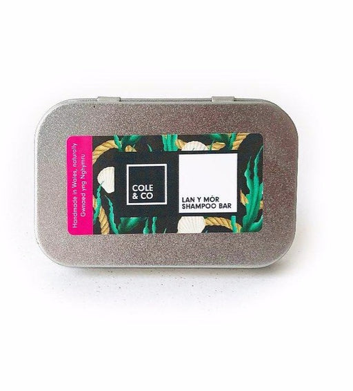 Cole & Co Shampoo Bar Lan Y Mor