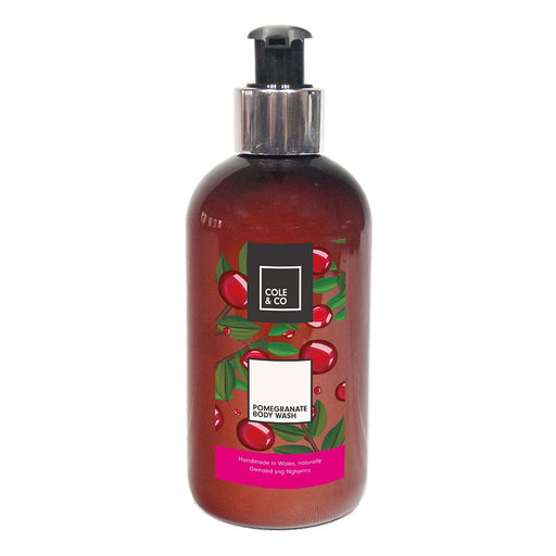 Cole & Co Body Wash Pomegranate