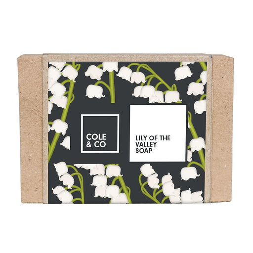 Cole & Co Soap Lily of the Valley