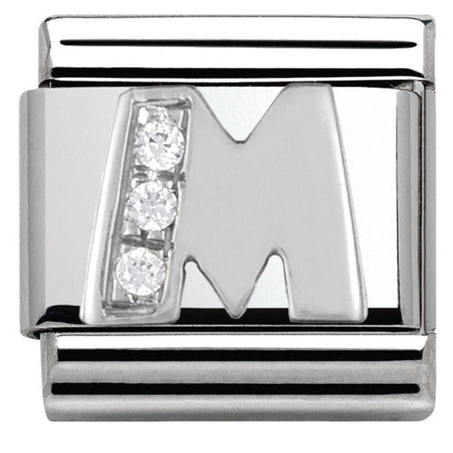 Nomination Classic Charm - Silver M