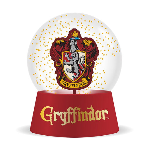 Harry Potter Gryffindor Snow Globe