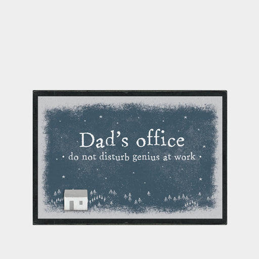 East of India - Long Block - Dad's Office
