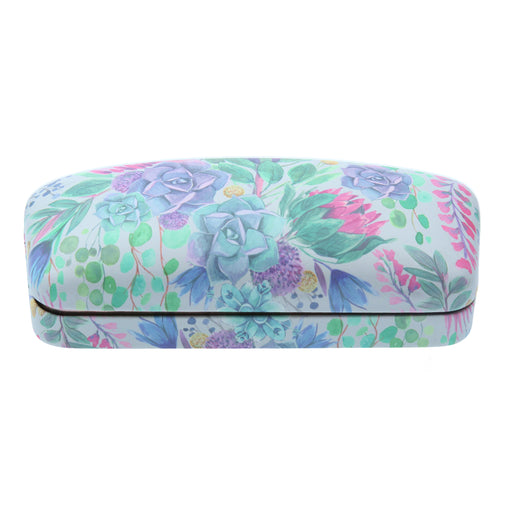 Gisela Graham Desert Bloom PU Luxe Glasses Hard Case