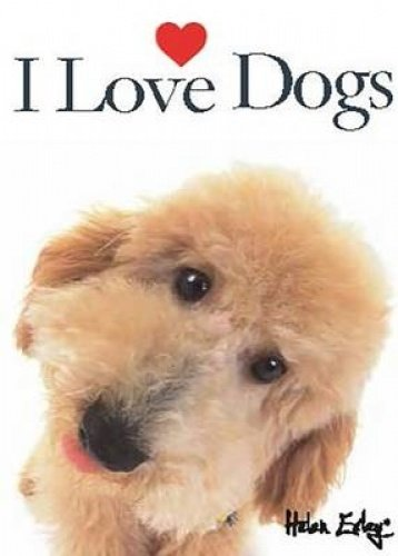 Copy of I Love Dogs Book