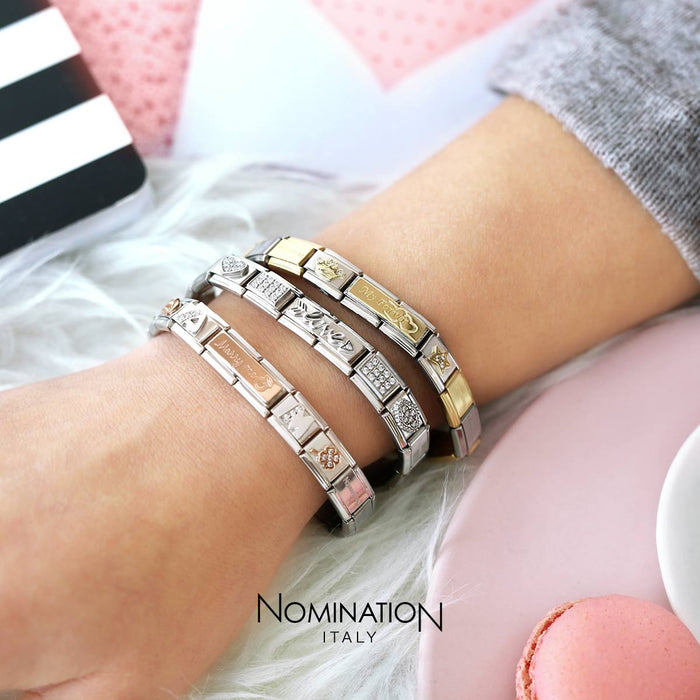 Nomination Classic Charm - Rose Gold Y