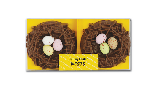Happy Easter Nests 110g