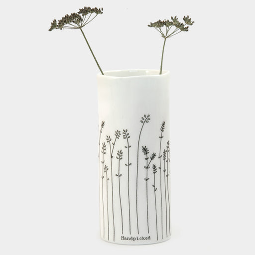 East of India Porcelain Vase-Handpicked