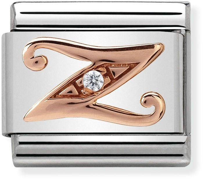 Nomination Classic Charm - Rose Gold Z