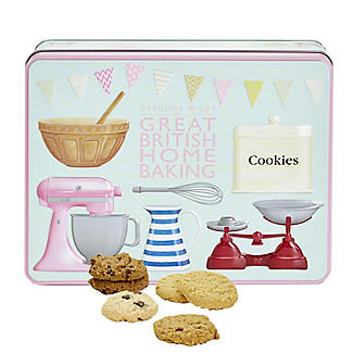 Great British Home Baking Tin