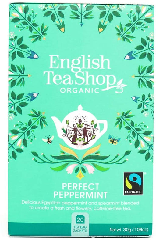 English Tea Shop Perfect Peppermint Pack