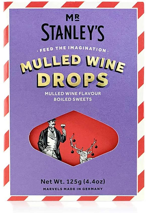 Mr Stanley's Mulled Wine Drops 125g