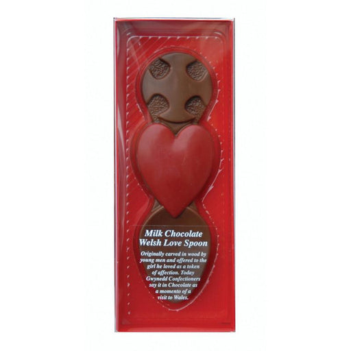 Chocolate Large Love Spoon