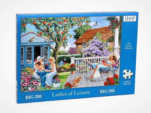 HOP Ladies Of Leisure Big 250 Piece Jigsaw Puzzle