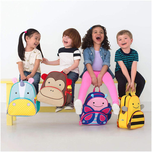 Skip Hop Zoo Bee Little Kid Backpack