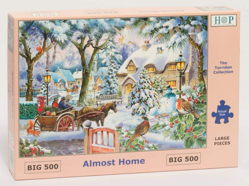 HOP Almost Home Big 500 Piece Jigsaw Puzzle