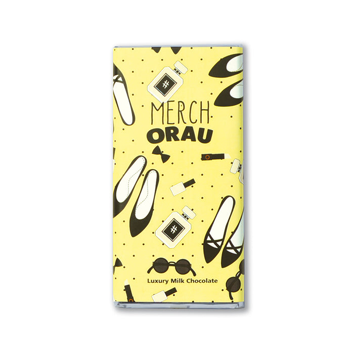 Best Daughter MERCH ORAU Welsh Chocolate Bar